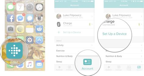 how to add a device on find my iphone how to add replace and delete trackers with fitbit for