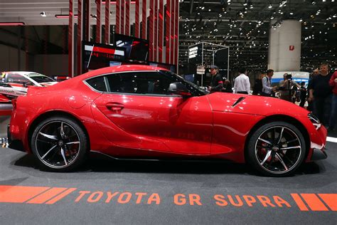 toyota supra finally breaks cover  bhp