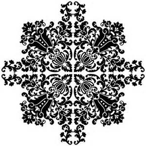 corner design ornament vector free