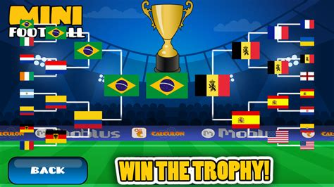Mini Football Head Soccer Game Android Apps On Google Play