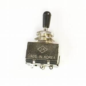 3 Way Toggle Switch Pickup Selector For Electric Guitar