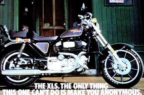 Harley Davidson Xls 1000 Roadster