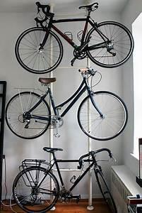 Fahrrad Wandhalterung Design : ikea stolmen bicycle storage rack by tony baldick diy ideen pinterest fahrrad ~ Frokenaadalensverden.com Haus und Dekorationen