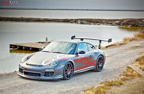 porsche  gt rs  closer  racing  tuning