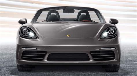 Porsche 718 4k Wallpapers by Porsche 718 Boxster Front Uhd 4k Wallpaper Pixelz