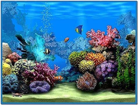marine aquarium screensaver