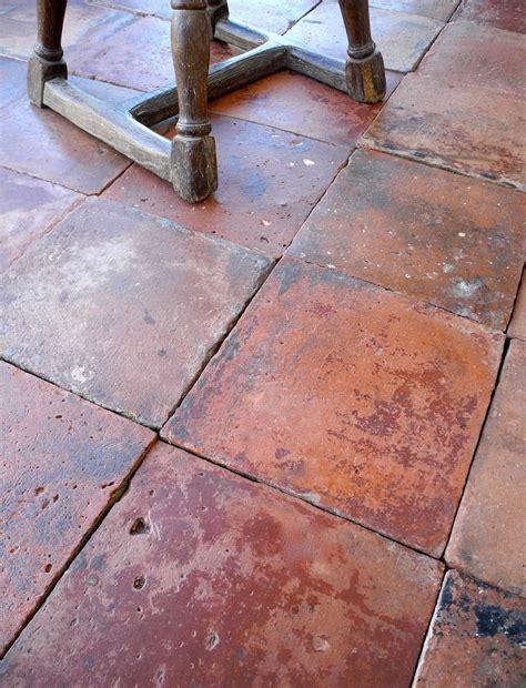 terracotta floor tile reclaimed terracotta tiles at 1stdibs