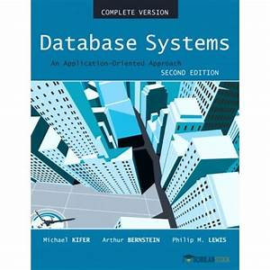 Solution Manual For Database Systems  An Application