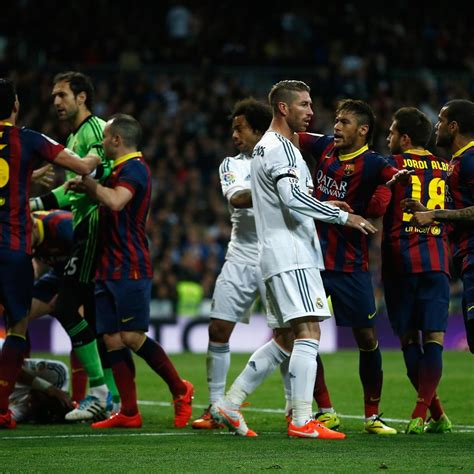 Real Madrid vs. Barcelona: 6 Things We Learned from El ...