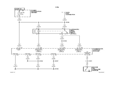 Neon Wiring Diagram by 2005 Dodge Neon Shift Solenoid Wiring Harness Wiring Forums