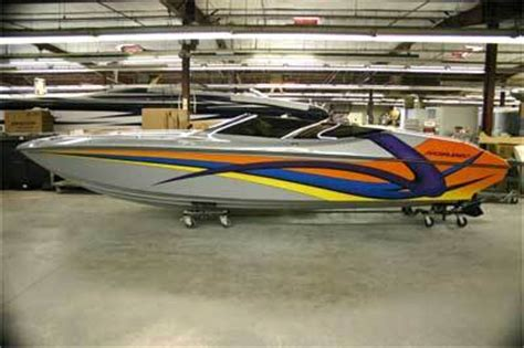 Nordic Power Boats by Research 2007 Nordic Power Boats 22 Sprint On Iboats