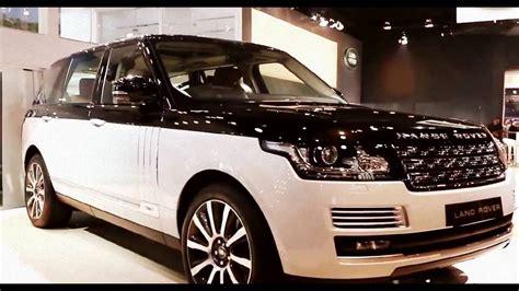 expensive land rover most expensive land rover india range rover