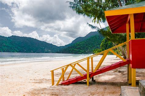 trinidad tobago beaches