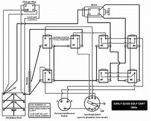 Ezgo 48 Volt Battery Wiring Diagram