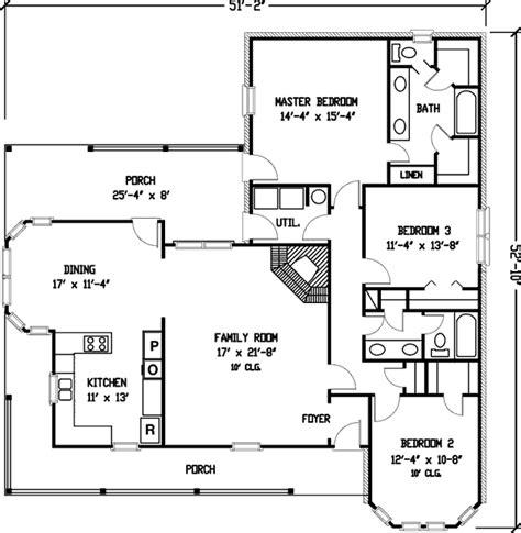simple farmhouse plans simple country farmhouse plan 1929gt 1st floor master