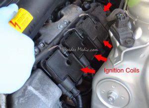 Mercedes Engine Misfire Problem Medic