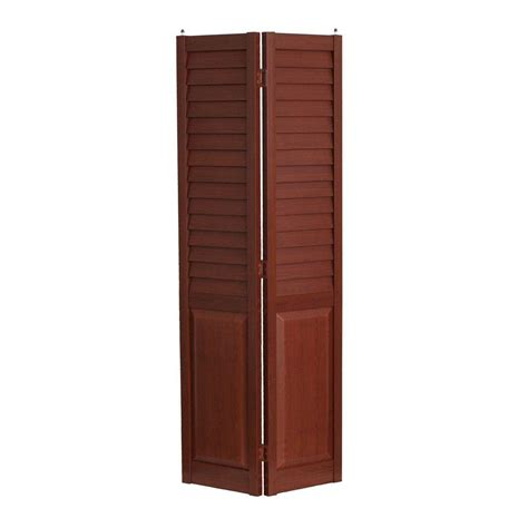 3 panel interior doors home depot home fashion technologies 28 in x 80 in 3 in louver
