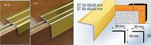 Nez De Marche Parquet : nez de marche escalier aluminium parquet stratifi ~ Melissatoandfro.com Idées de Décoration