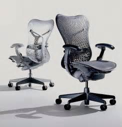 The Mirra Chair by Mirra Chair Review Ergonomic Chair Central