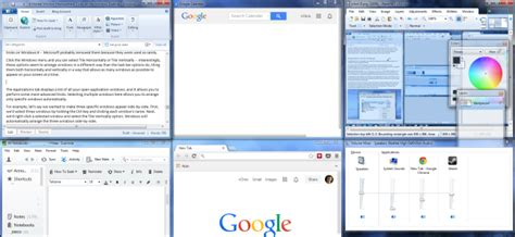 Tiling Window Manager For Mac by 4 Window Management Tricks On The Windows Desktop