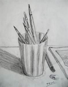 Art By Prem (•) Com: Still Life Sketch