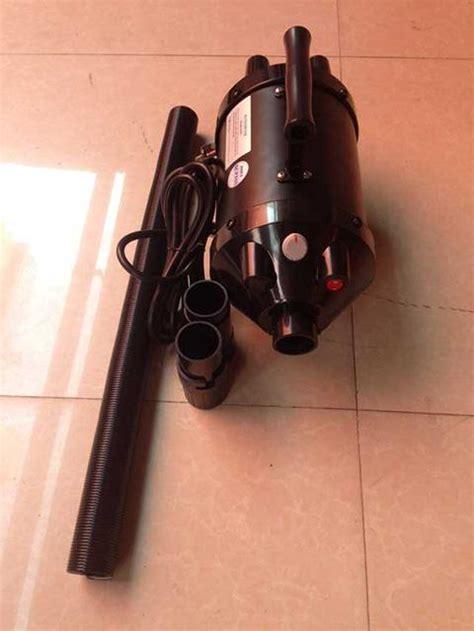 electric air pump air blower  bubble soccer