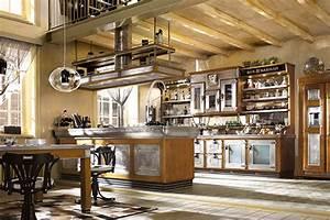 Küchen Mit Bar : landhausk chen mit kochinsel edle k chen ~ Markanthonyermac.com Haus und Dekorationen