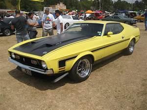 Ford Mustang 1971 Model - We Need Fun