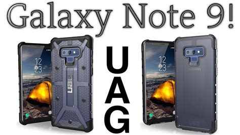 Best Samsung Galaxy Note 9 Cases From Urban Armor Gear! Youtube