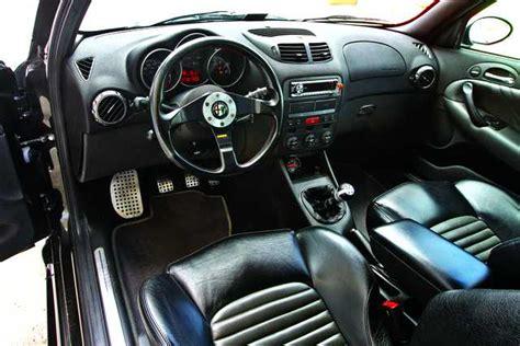 Interni Alfa 147 Gta by Alfa Romeo 147 Gta Elaborazione 272 Cv Elaborare Tuning
