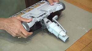Kenmore Progressive Cannister Vacuum Power Head Wheel  Axle