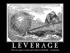 Why Every Business Should Leverage - the Power of Leveraging