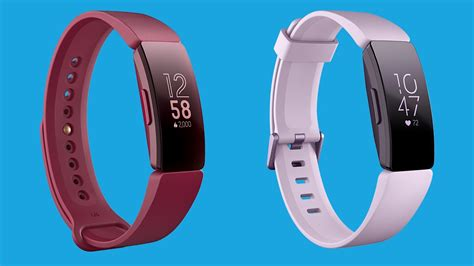 fitbit inspire hr fitness tracker affordable wareable trackers battle vs