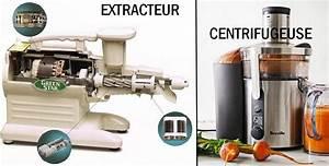 Différence Entre Extracteur De Jus Et Centrifugeuse : pour faire des jus frais centrifugeuse ou extracteur ~ Nature-et-papiers.com Idées de Décoration