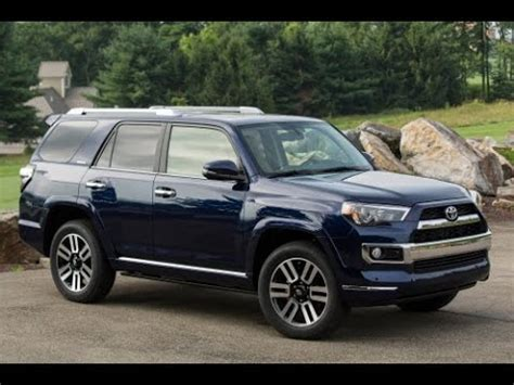 4runner Limited by 2015 Toyota 4runner Limited Start Up And Review 4 0 L V6