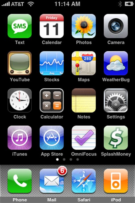 where are stored on iphone how to use the iphone app imore