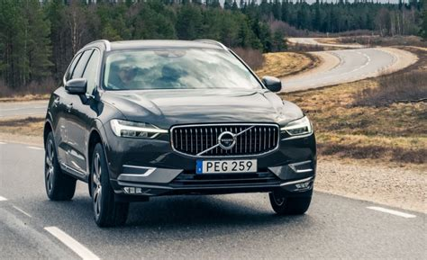 2019 Volvo Xc60 T6 Release Date And Price  2018 2019