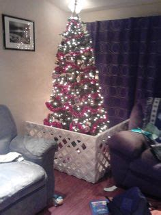 christmas tree fence for dogs ideas for baby toddler pet proofing your tree and decorations trees