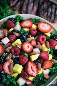 Fresh Fruit Salad Recipe Healthy