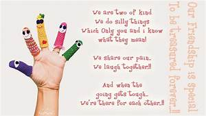 40+ Cute Friendship Quotes With Images | Friendship ...