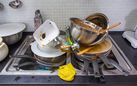 minute trick     dirty dishes