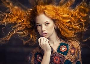 Rote Haare Grüne Augen : rote haare pflege frisuren und styling f r rothaarige ~ Frokenaadalensverden.com Haus und Dekorationen