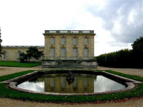 separè giardino il grand trianon a versailles