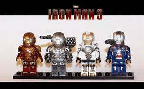 Lego Iron Man 3 - Mark...