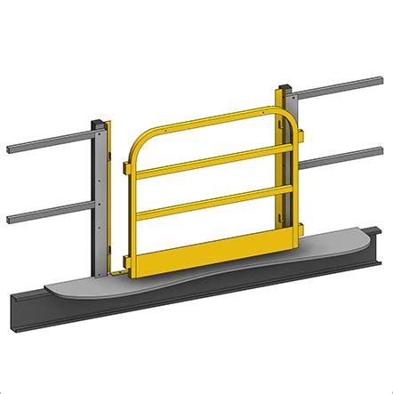 mezzanine lift  safety gates design waymarc racking