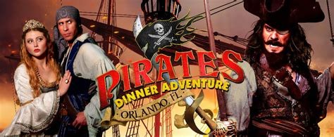 With an interactive story of action, adventure, comedy, and romance, there is sure to be something for everyone in your. Pirates Dinner Adventure Show Tickets in Orlando ...