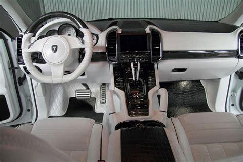 Anderson Germany White Dream Porsche Cayenne Turbo 958