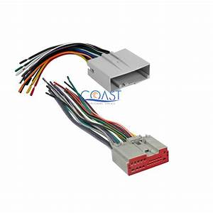 Car Radio Aftermarket Wire Wiring Harness Set For 2003