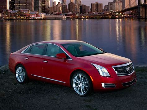 cadillac xts pictures including interior  exterior images autobytelcom