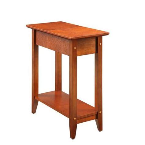 convenience concepts american heritage cherry wood veneer
